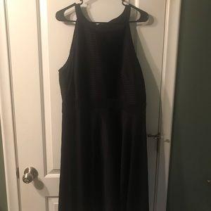 Alfani black dress